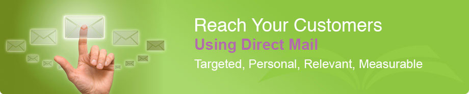 Get Personal with Direct Mail