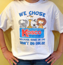Promotional products hire the experts at colorpage Kosco fuel