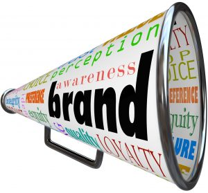brand awareness megaphone