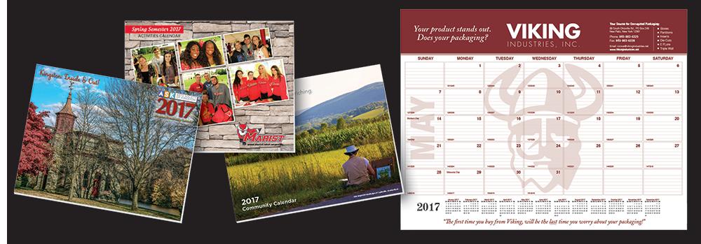 custom calendars
